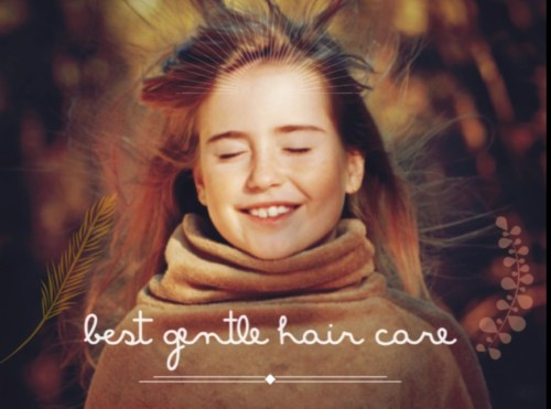 best gentle hair care post image