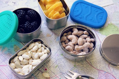ECOlunchbox snack containers