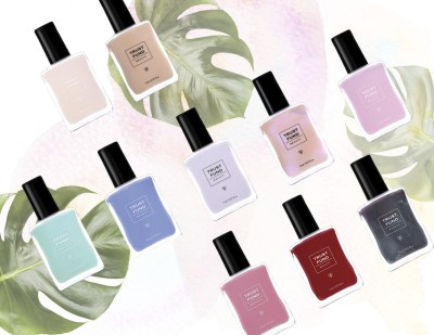trust fund beauty 10-free nail polishes