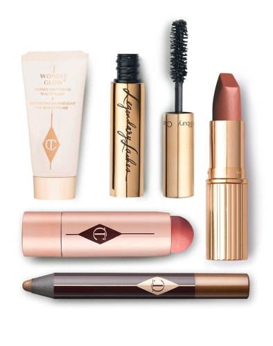 charlotte tilbury natural glowing kit
