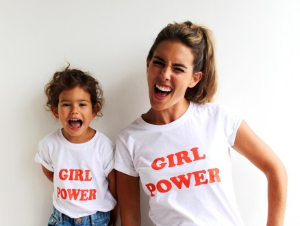 girl power photo from blushmagfit.com