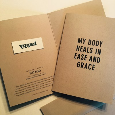 Conscious Ink Greeting Cards