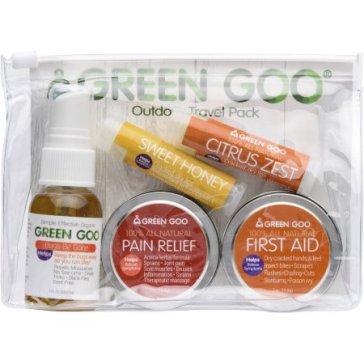 Green Goo Outdoor Travel Pack