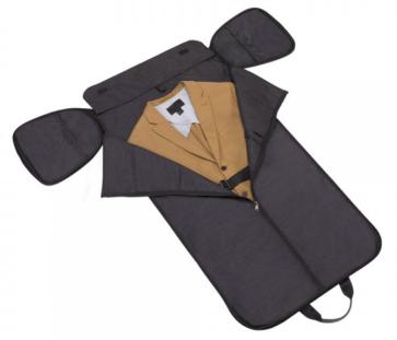Vessel Luxury Garment Duffel Bag