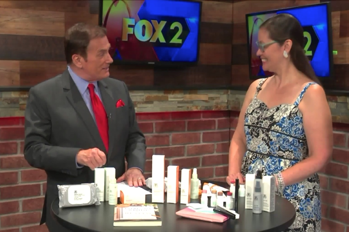 Happy Self-Care Month! (Fox 2 News St  Louis interview