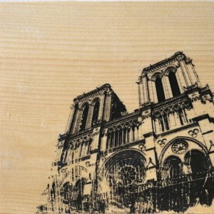 My favourite shot of Notre Dame in Paris
