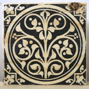 mapplethorpe flowers, sainte chapelle, paris france, medieval tiles, religious iconography, circles and geometric designs, inlaid inlay floor tiles