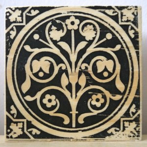medieval flower, sainte chapelle, paris france, medieval tiles, religious iconography, circles and geometric designs, inlaid inlay floor tiles