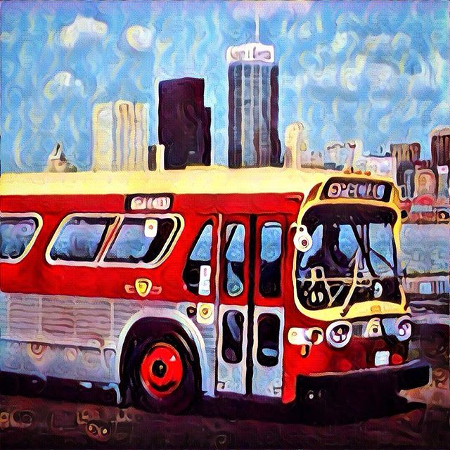 Hey Toronto, tomorrow I will be all up in your grill, selling my artwork at the Regent Park mews! Come laugh at my feeble attempts to stay standing all day after a week spent inside due to rain! #ig #instagood #instagram #ttc #yyz #toronto #torontolife #torontoart #toronto_insta #bus #filter #sky #vintage #prisma #the6ix #thesix #blue #art #artist #etsy #etsyshop