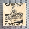 world war i, propaganda artwork, every girl pulling, for victory girls, feminist artwork, handmade photographic prints, vintage posters, woman in boat rowing