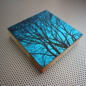 Shinies! Foil Block Prints