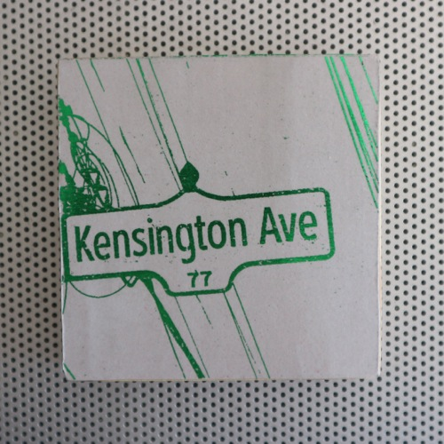 kensington market, toronto neighbourhoods, toronto tourism suggestions, kensington toronto, the market toronto, kensington avenue street sign
