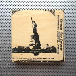 statue of liberty, vintage nyc, antique new york photos, old time photography, new york stereoscopes, rustic home decor