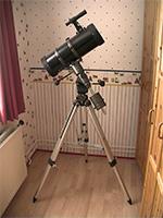 Telescope Maza