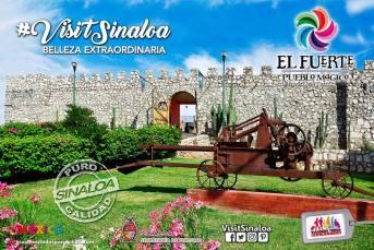 El Fuerte es el segundo Pueblo Mágico de Sinaloa