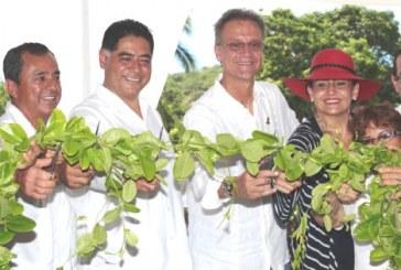 Amaitlán Inaugura Jardían Botánico
