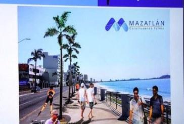 Remodelarán Malecón de Mazatlán