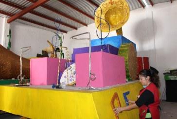 Casi Listo Carnaval Elota 2015