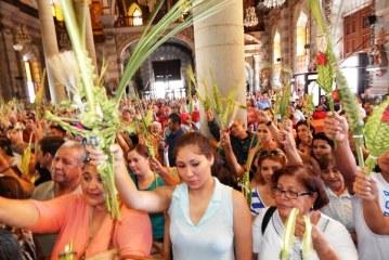 Domingo de Ramos en Mazatlán