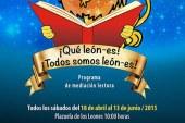 Programa de mediacion Lectora
