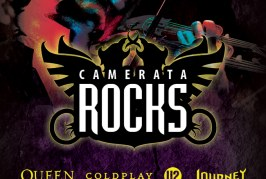 Camerata Rocks en el TAP