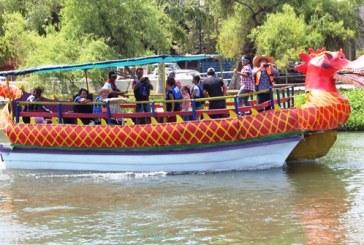 En Catamaran por Sinaloa de Leyva