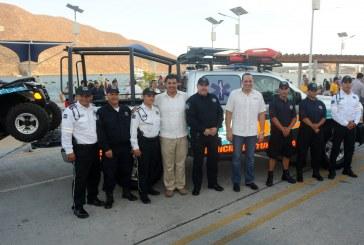 Nueva Policia Turistica en Ahome