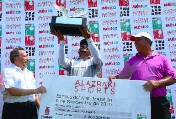 Camaron Gana Mzt Golf Championship