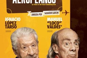 Lopez Tarso y el Loco Valdes juntos