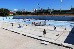 Avanza Alberca Olímpica de Mazatlán