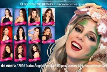 En Vivo: Evento de Elección de Reinas del Carnaval de Mazatlán 2016