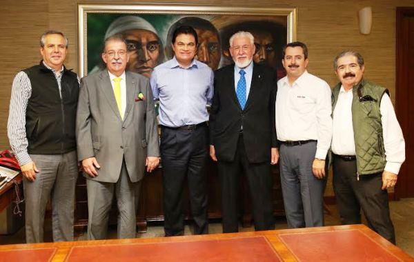 Embajador de Grecia en México Visita Sinaloa 2016