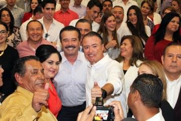 Con Unidad el PRI Recuperará Gubernatura: Quirino Ordaz