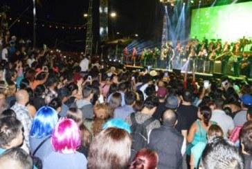 Coronación Rey de la Alegría Carnaval de Mazatlán 2016 En Vivo