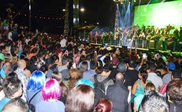 Coronación Rey de la ALegría Carnaval Mazatlán 2016