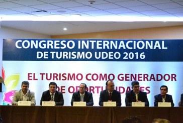 Inicia Congreso Internacional de Turismo UDEO 2016