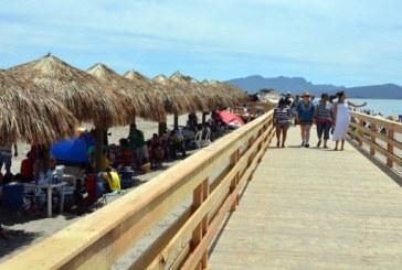 Inicia proceso de certificación de la playa El Maviri.