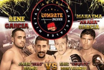 Gran combate, Artes Marciales Mixtas en Mazatlán.