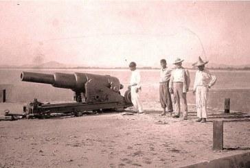 <center>La Defensa del Puerto el 31 de Marzo de 1864 (toc, toc. llamado a la coinciencia)</center>