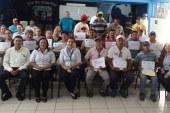 Imparten en Altata el curso de Cultura  Turística a 40 prestadores de servicios