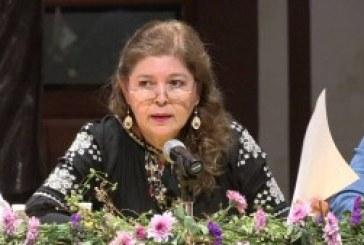 Rosy Palau presentará nuevo  poemario