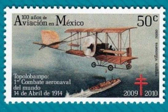 En Topolobampo primera batalla aeronaval en el mundo