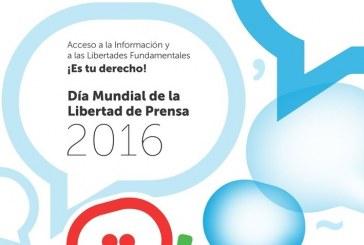 3 de mayo Día Mundial de la Libertad de Prensa