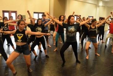 Jóvenes se Actualizan en Danza Urbana