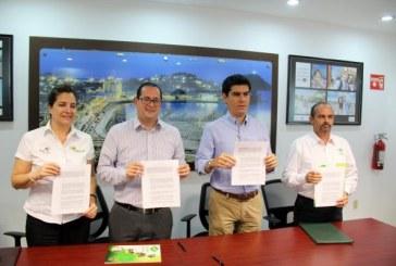 Sectur y Conalep #1 de Mazatlán  firman convenio de colaboración