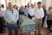 Rinden Guardias de Honor al Cronista Vitalicio Don José Ángel Gómez Mora