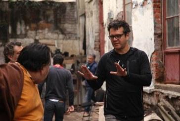 Celebre junto al cineasta mazatleco Alejandro Guzmán