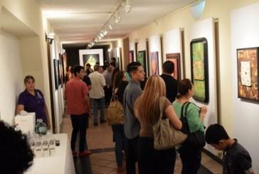 El imperio de las piedras de coloren Galería Rubio