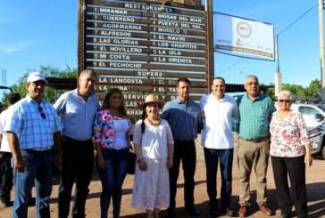 Develan Banderín de Playa Limpia en el Maviri