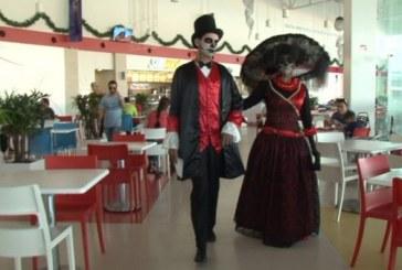 La muerte se pasea por Plaza Galerías